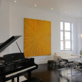 Yellow Painting in Apt